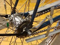 1950s-Simplex-Novum damesfiets2 (@WorkCycles) Tags: old ladies amsterdam bike bicycle restore oldtimer oud fiets simplex novum damesfiets workcycles fietsenmaker