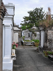 New Orleans - Resting In Peace (Drriss & Marrionn) Tags: usa cemetery grave graveyard concrete outdoor neworleans headstone tomb graves funeral mausoleum granite sarcophagus burial marble tombs lafayettecemetery deceased gravefield vaults crypts neworleansla