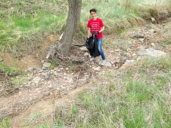 Earth Day Clean Up Project