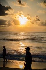 Sunrise Walk @ Mahabalipuram (Ivon Murugesan) Tags: travel people cloud sunlight india nature sunshine clouds sunrise landscape boat seaside fishing fishermen cloudy bokeh places boating sunrays chennai seashore cloudformation tamilnadu pondicherry mahabalipuram mamallapuram waterscapes landscapephotography puducherry natuephotography mamallapuramtouristplaces mahabalipuramtourism mahabalipuramtouristplace mamallapuramtourism