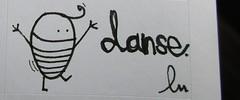 *happy sunday* (lu.glue) Tags: bw streetart art smile hair sticker arte handmade drawing danse basel dessin sw curl drawn ars creature hurray locke tolle lu autocollant handdrawn kreatur basle kleber zeichnung basilea gezeichnet ble fineliner dessin luglue