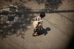 BOLI's journey of LIGHT (N A Y E E M) Tags: light home bag raw afternoon shadows nephew yesterday frontyard untouched bangladesh kalam unedited chittagong boli sooc rabiarahmanlane muraad