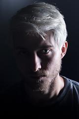 Quicksilver (Captain_Hooks) Tags: portrait quicksilver xmen studioportrait sidelight