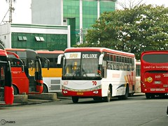 Davao ACF Bus Line 70 (Monkey D. Luffy 2) Tags: road city bus public bar photography photo nikon philippines transport vehicles transportation coolpix vehicle society davao philippine isuzu enthusiasts philbes