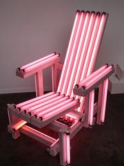 Pink Electric Chair, 2006 (CORMA) Tags: brussels art europe belgique bruxelles exhibition exposition artcontemporain 2016 tourtaxis ivnnavarro