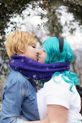 DSC_4073 (XRavenheartPH) Tags: moon cute girl couple cosplay persone haruka yuri cosplayer sailor neptune uranus michiru allaperto