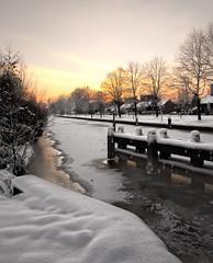 Winter in Oudegein, NL (Oudje1955) Tags: schalk oudegein winter2010