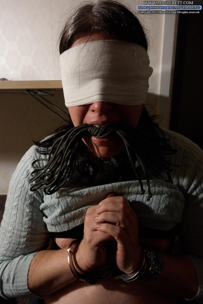 Bondage handcuffs hot....love fuck