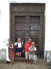 East Africa - The children of Zanzibar