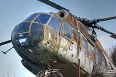 Mil Mi-8 (Carsten83) Tags: museum lost place helicopter rotten mil hubschrauber urbex badoeynhausen mi8 lostplace milmi8 verrotten motorradundtechnikmuseum