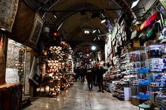 Istanbul Shopping (Nomadic Photographer) Tags: travel architecture turkey shopping grand istanbul wanderlust bazaar grandbazaar