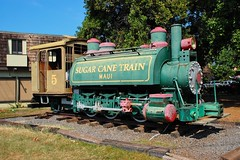 Sugar Cane Train (Spallumcheen) Tags: hawaii maui lahaina sugarcanetrain