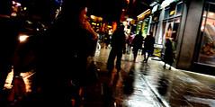 Sequence (Owen J Fitzpatrick) Tags: lighting street city ireland shadow people dublin woman man black reflection girl beautiful beauty rain electric shop night dark photography j evening nikon pretty republic shadows darkness pavement walk candid profile social joe artificial eire use attractive only electricity pedestrians paving electro editorial after nightlife owen brunette burst sequence electronic tamron mode rainfall chasing fitzpatrick electrics blackness westmoreland thoroughfare ojf d3100 ojfitzpatrick qwwt