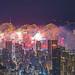 2016 Year of Monkey Firework, Hong Kong