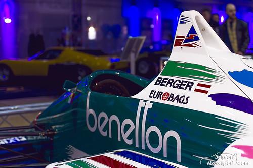1986 Benetton B186 F1