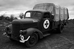Old Doris (The Adventurous Eye) Tags: old truck military praga doris rn wehrmacht