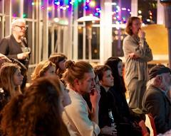 2016.01.28 Odi et amo: on pee, trains and beer (FotoMediamatic) Tags: pee train design festivals mediamatic urine urinals marianloth adundarribafrederiks peetalk