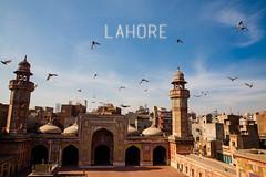 Masjid Wazir Khan (Rollingstone16) Tags: pakistan architecture canon mosque wanderlust lahore masjid 5d2