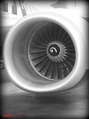 DSC07760 (laelia01) Tags: holiday love plane airplane vacances agadir aeroport reactor avion spirale hlice sourir racteur
