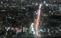 (tadanohomohomo) Tags: japan tokyo nightscape tokyotower