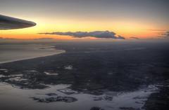 Trislander over Hampshire (neilalderney123) Tags: water plane airplane olympus aeroplane solent omd trislander landscaspe hampshore omdem5mk2 2016neilhoward