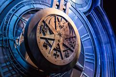 (Cathy G) Tags: uk canon entrance harrypotter clocktower hogwarts pendulum hertfordshire watford lseries canon24105mm canon7d harrypotterstudiotour