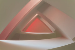 A (Lord Jezzer) Tags: abstract building architecture stairs geometry structure kansascity staircase kauffmancenter