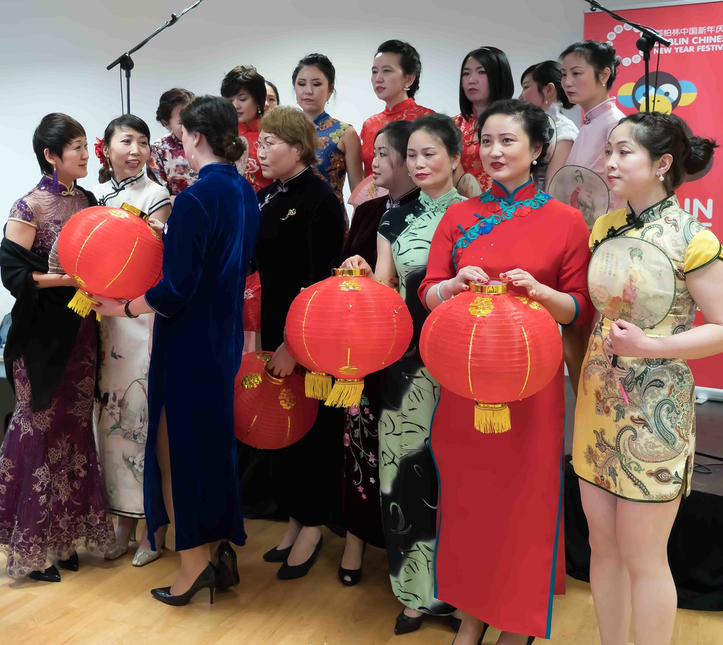 CHINESE COMMUNITY IN DUBLIN CELEBRATING THE LUNAR NEW YEAR 2016 [YEAR OF THE MONKEY]-111589