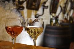 Wine tasting (GaborCseh) Tags: glass rose hungary wine eger grapes redwine whitewine szpasszonyvlgy