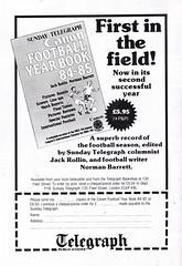 West Ham United vs Everton - 1984 - Page 8 (The Sky Strikers) Tags: park west hammer canon one official kodak united ham division league programme upton everton
