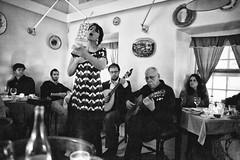 .. canta fado .. (kirilko) Tags: people bw portugal cantor pessoas lisboa lisbon indoor singer fado pretoebranco canoneos5d sigma28mmf18exdgasphericalmacro