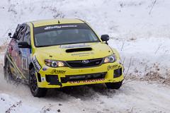 Sno*Drift 2016 - 2009 Subaru WRX STI - O'Sullivan & Putnam (Christian Collins) Tags: winter canon o rally subaru wrx sti 2009 putnam osullivan 2016 snodrift superspecial rallyamerica ef70200mmf4lusm