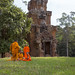 Terrace of the Elephants - Angkor Thom
