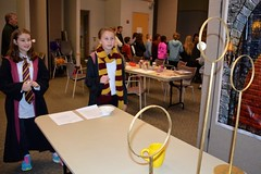 quidditch2 (Calvert Library) Tags: night book harry potter harrypotter teens quidditch 2016 tweens calvertlibrary calvertlibraryprincefrederick delorisumbridge harrypotterbooknight