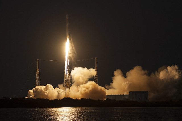 SES-9 launch