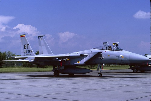 79 0036  F-15 USAF BT 36 TFW