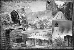 Sandy Hook Mortar Battery and Light (Angel Cher ) Tags: lighthouse nj sandyhook mortarbattery
