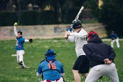 IMG_1334 (Sebastiano Pupillo) Tags: baseball manualfocus redfoxes canon6d tamron200mmf35adaptall2