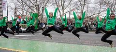Penn State high-flying dancers