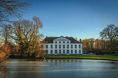 le chateau de Magnery (ditchfla) Tags: belgique chateau huy clermont sous wallonie magnery engis