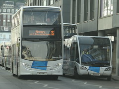 Libertybus 605 (Coco the Jerzee Busman) Tags: uk islands coach ct jersey plus channel libertybus