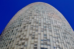 TORRE GLÒRIES (abans TORRE AGBAR) (Yeagov_Cat) Tags: 2005 2016 agbar avingudadiagonal b270 barcelona catalunya diagonal jeannouvel torre torreagbar torreglòries glòries