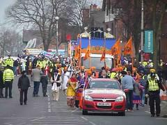 Shri Guru Ravidass Ji Jayanti Parade 2016 053 (kiranparmar1) Tags: ji video indian parade sikhs guru shri 2016 jayanti belgraveroad ravidass