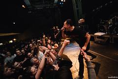 Touche Amore (Jannik Holdt) Tags: modernlifeiswar mliw milesaway hardcore show gorillabiscuits gb essen weststadthalle concertphotography tokina tokina1628