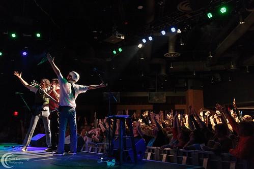 The Spazmatics - March 4, 2016 - Hard Rock Hotel & Casino Sioux City