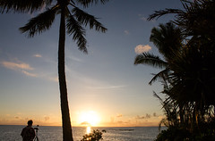 Sunrise at Anahita (HappyCaptainCrunch) Tags: mauritius mu beauchamp flacq
