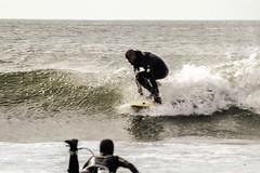 DSC_8563 (2) (Donnie Nicholson) Tags: waves surfer rockawaybeach surfergirl yesterdayswaves
