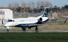 N912JC Embraer ERJ135BJ (Anhedral) Tags: embraer bizjet shannonairport corporatejet erj135bj n912jc legacy650 delcamllc