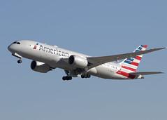 N806AA_787-8_AAL_KLAX_4466 (Mike Head - Jetwashphotos) Tags: ca usa america us socal american boeing lax southerncalifornia aa aal 787 jwp klax dreamliner 7878 californiastate losangelesinternational