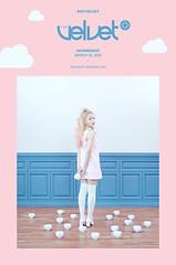 160314 The Velvet - Yeri (redvelvetgallery) Tags: redvelvet teasers kpop yeri koreangirls thevelvet smtown 레드벨벳 kpopgirls